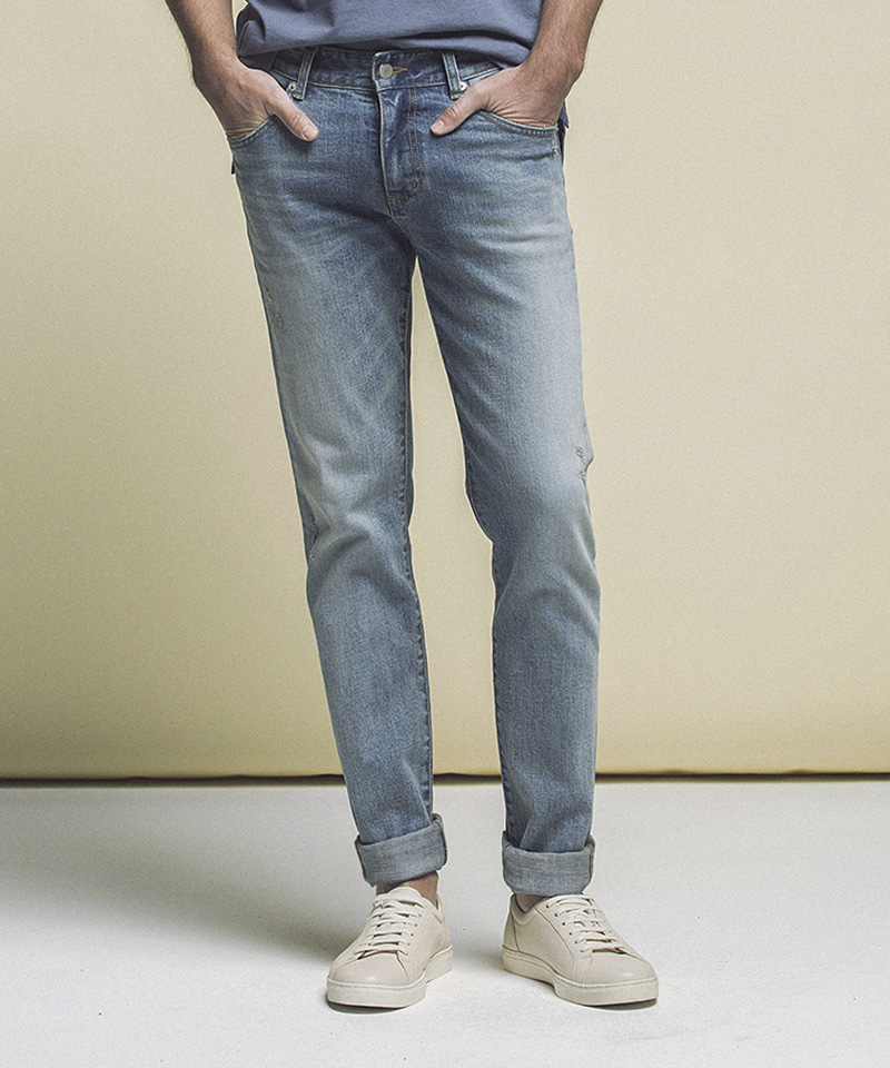 [6차 재입고] 1907 SANDWAVE JEAN [NEW SLIM]