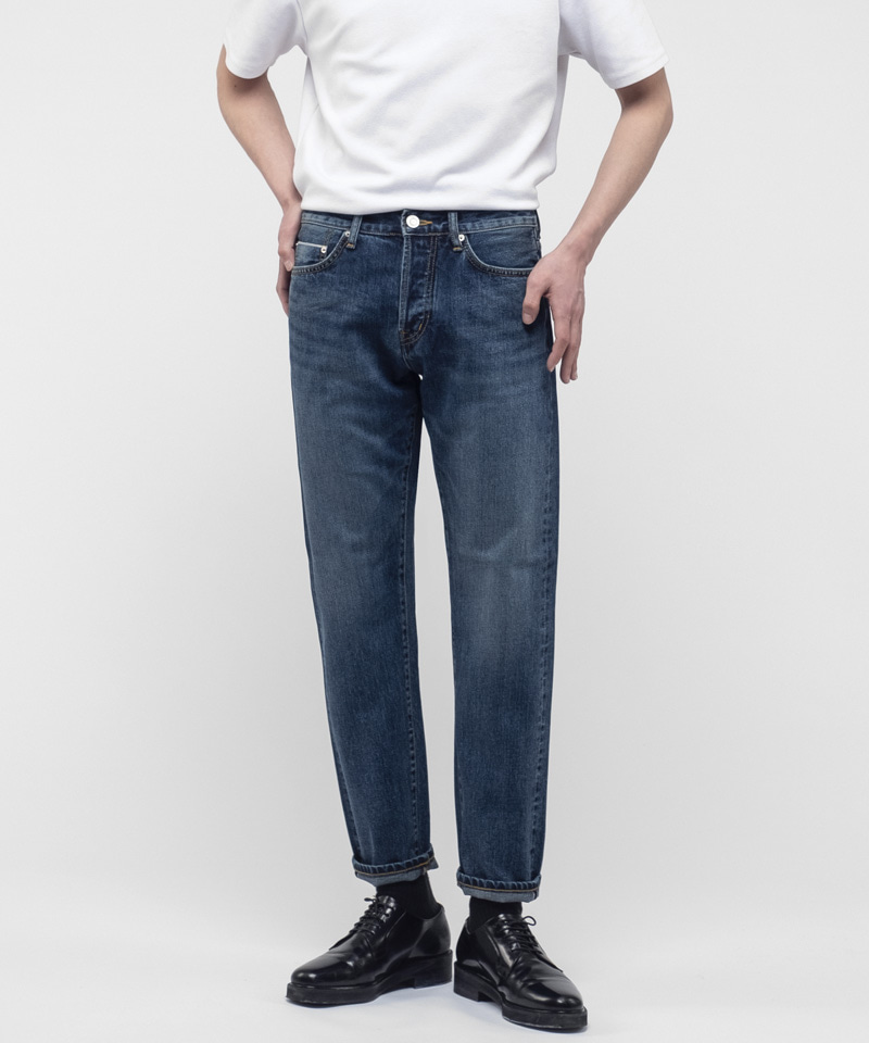 71002 JAPANESE SELVEDGE JEANS [2 YEARS]