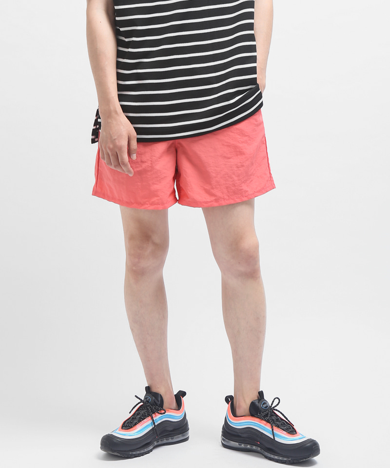 5001 SLIDE SHORTS 5 INCH [SPICED CORAL]