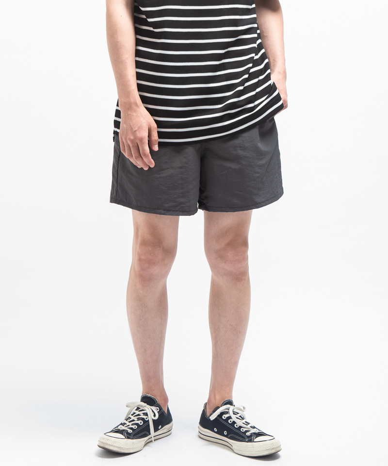 5001 SLIDE SHORTS 5 INCH [FORGE GREY]